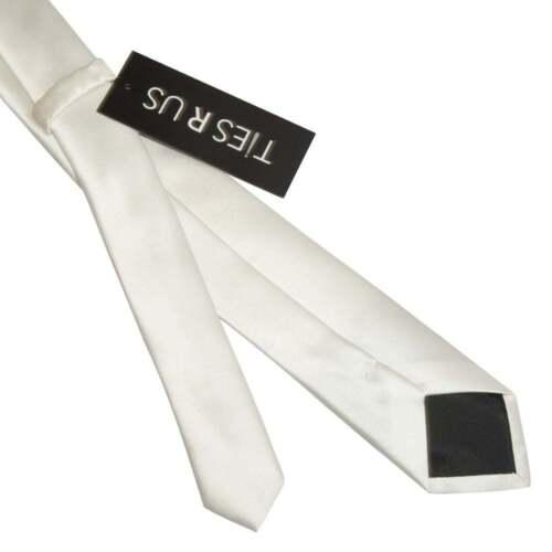 Hand Made Quality Plain Satin Boys Tie Kids Tie Wedding Tie Childrens Tie Prom