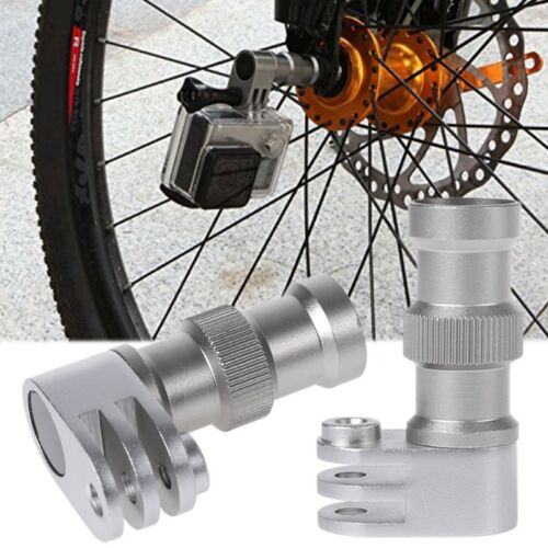 Mount Fixed Braceket Accessories Camera Bicycle Axle Wheel For Gopro Hero 5//4//3
