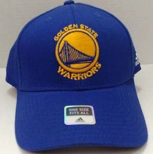 cb57515197265 Image is loading Golden-State-Warriors-NBA-adidas-Adjustable-Structured-Hat-