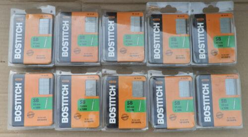 Stanley Bostitch 65mm x 1.6mm 16GA Galvanised Finish Nails 1000pcs