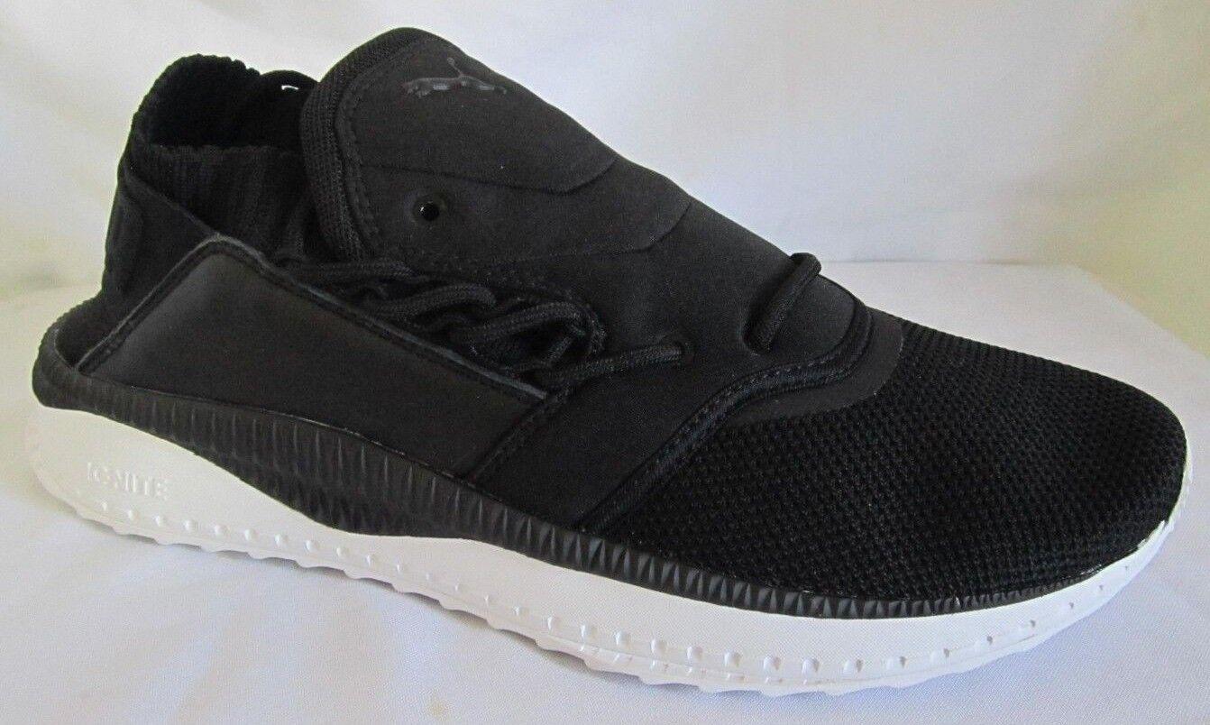 Puma Tsugi Shinsei Black  Men Walking Shoes 11.5
