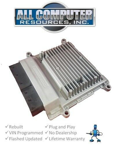 2010 Chrysler Sebring 2.4L PCM ECM ECU Part# 68043011 REMAN Engine Computer