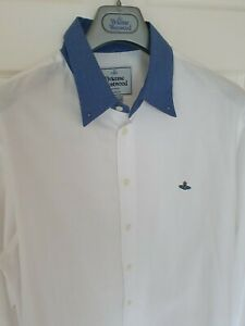 Mens-BNWOT-MAN-by-VIVIENNE-WESTWOOD-long-sleeve-shirt-size-VI-XL-RRP-260