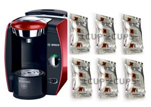6 Descaling Descaler Organic tablets for BOSCH BRAUN TASSIMO coffee machines