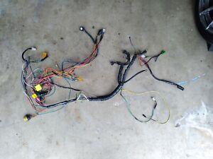 Turbo t2 tii Engine wire harness loom drive train 86-88 rx7 fc fc3s   eBay   Twin Turbo Mazda Wiring Harness      eBay