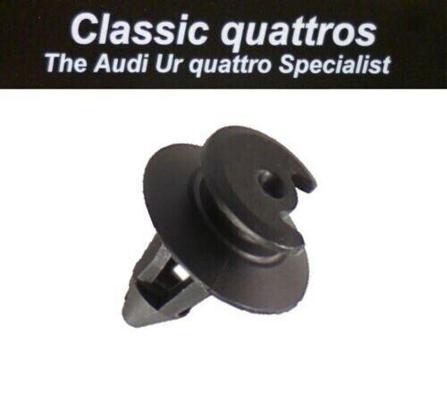 5 x Porte Carte Fixations Audi Ur Quattro Turbo Coupe-Coupe 50-80-90-100-200-A6