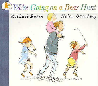 We're Going on a Bear Hunt,ACCEPTABLE Book