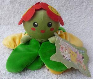Official-Banpresto-Pokemon-2000-UFO-GSC-Bellossom-Soft-Plush-Doll-Toy-Japan-6-034
