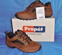 Propet, Men's Waterproof Walker, Leather & Nylon,sure Grip Rubber Sole, 10 1/2 M