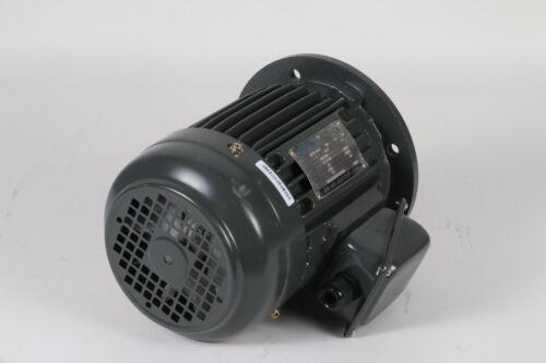 QIN WEI Electric MCV2 80-4 1HP .75kW 4-Pole 240//480V 3.1//1.55A 60Hz 1725RPM