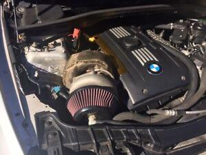 2008 BMW 135i single turbo Précision 6466