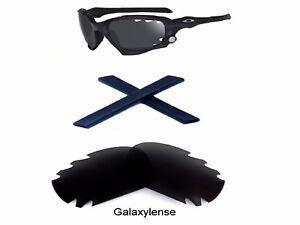 74d0ef173a Image is loading Galaxy-Replacement-Lenses-Rubber-Kits-For-Oakley-Racing-