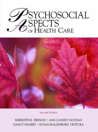 Psychosocial Aspects of Healthcare (2nd Edition)