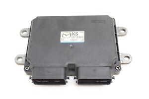 2007 07 MAZDA 3 2.3L AT COMPUTER BRAIN ENGINE CONTROL ECU ECM MODULE