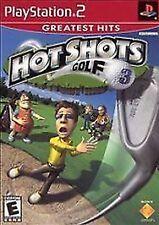 Hot Shots Golf 3 NEW factory sealed Playstation 2 PS2