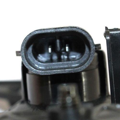 Plastic Lens For Sorento 11-13 Driver Side Fog Light Clear Lens