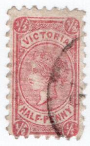 I-B-Australia-Victoria-Postal-d-Lilac-Rose-SG-181a