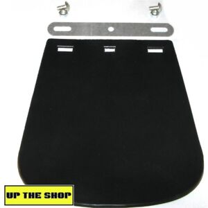 MEDIUM FLEX front/rear motorcycle mud flap Mudflap trials Motorcross Enduro Road