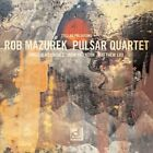 Stellar Pulsations by Rob Mazurek Pulsar Quartet/Rob Mazurek (CD, Aug-2012, Delmark (Label))