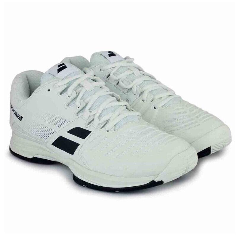 Babolat SFX Court hombres Calzado para Tenis blancoo All Azul 30S17529153 Nuevo Envío gratuito