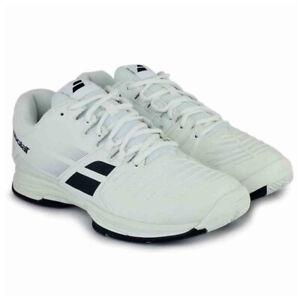Babolat Sfx All Court Hommes Chaussures De Tennis Blanc Bleu 30s17529153 Nouveau Livraison Gratuite-afficher Le Titre D'origine 100% D'Origine