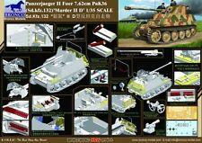 Bronco 1/35 Panzerjaeger II fuer 7.62cm Pak 36 (Sd.Kfz.132) Marder IID # CB35097