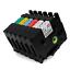 6 colors  TZe221 TZe231 631 TZe241 TZe251 Kompatibel mit Brother P-Touch PT-D210