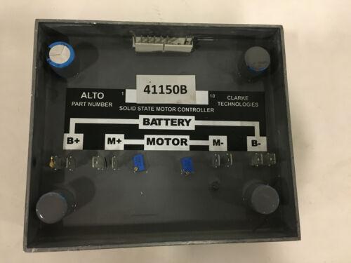 Alto Clarke 41150B CONTROLTRAVERSE24VDC