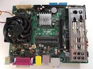 Asus-imisr-VM-Sockel-M-Motherboard-mit-Intel-Dual-Core-T2390-1-86-GHz-CPU