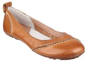 Hush-Puppies-Janessa-tan-leather-women-039-s-slip-on-shoe