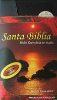 Complete Holy Bible On Cd Santa Biblia Reina Valera 2000 + Free Dvd Ovalle