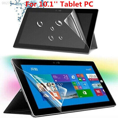 """2748 10.1/"""" Android Tablet PC HD Clear Clean Anti-fingerprint Screen Protector"""