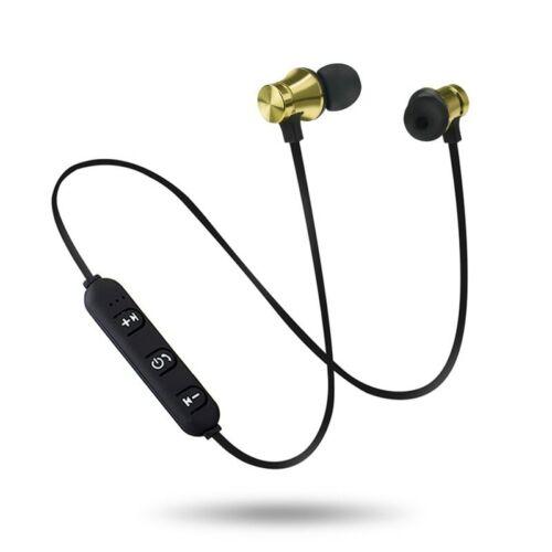 KUGE Bluetooth Earphone Sport Magnetic V4.2 Stereo Sports Waterproof Earbuds