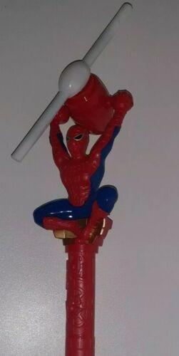SPIDER-MAN led windmill toy Swivel Fan Wand Sensory /_Fun CHRISTMAS TOY