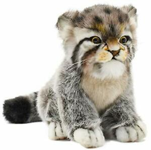 HANSA-Stuffed-animal-real-No-7299-pallas-cat-pups-17-BH7299-Japan