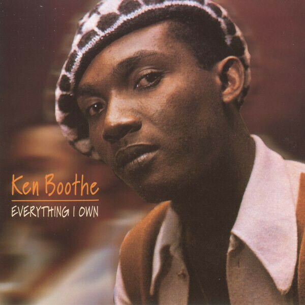 Ken Boothe ‎– Everything I Own - CD Trojan