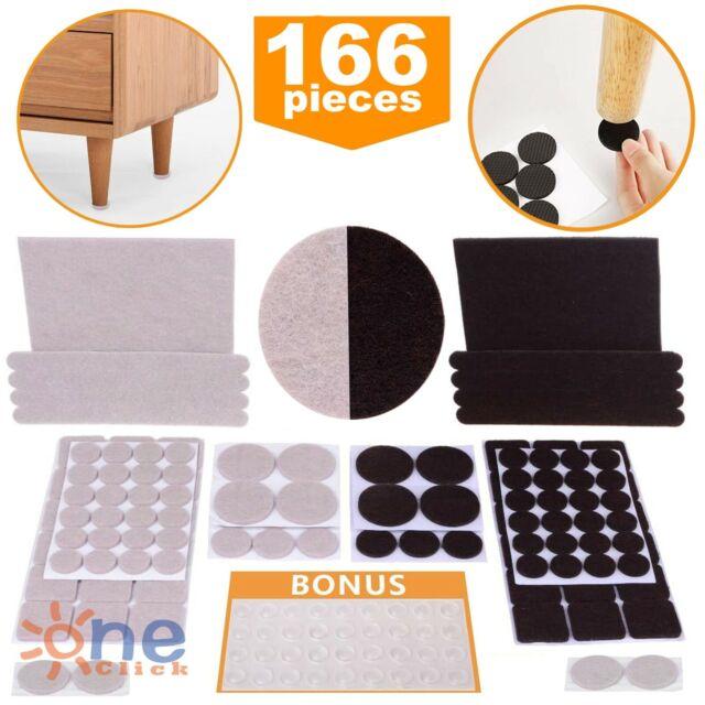 Felt Pads For Furniture Floor, Furniture Floor Protectors