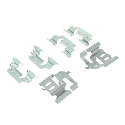 Disc Brake Hardware Kit Rear Centric 117.66009