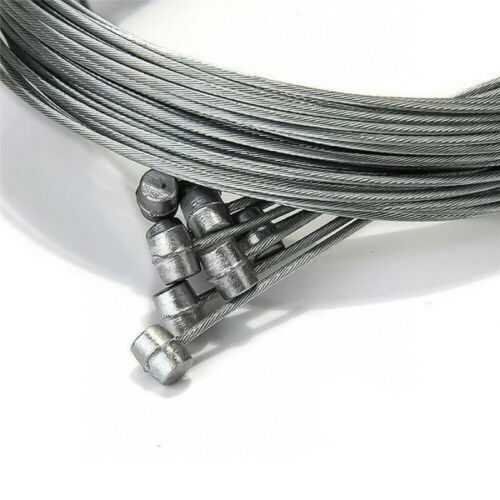 10X 1.75M Bicycle Brake Cable Mountain Bike Inner wire Variable Speed Wire Core