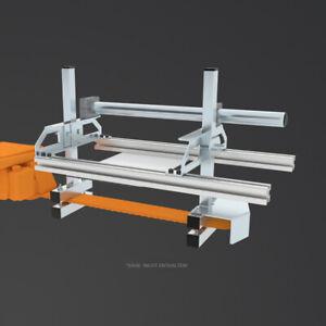 Details zu Mobiles Sägewerk für DIY.  Häuser,Carport,Sandkasten,Bänke,Pavillon selber bauen