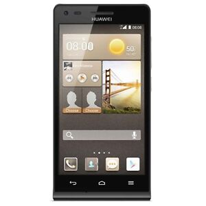 BNIB Huawei Ascend G6 4GB Black Factory Unlocked Android Cell Phone 3G 2G GSM