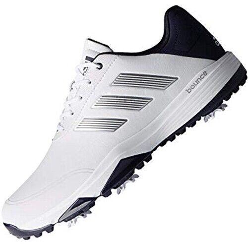 Adidas Adipower Bounce UK9 Wide Weiß Silber F33782