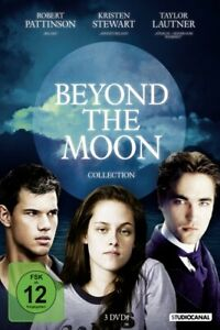 Beyond the Moon-Pattinson, Robert/Stewart, Kristen 3 DVD NUOVO