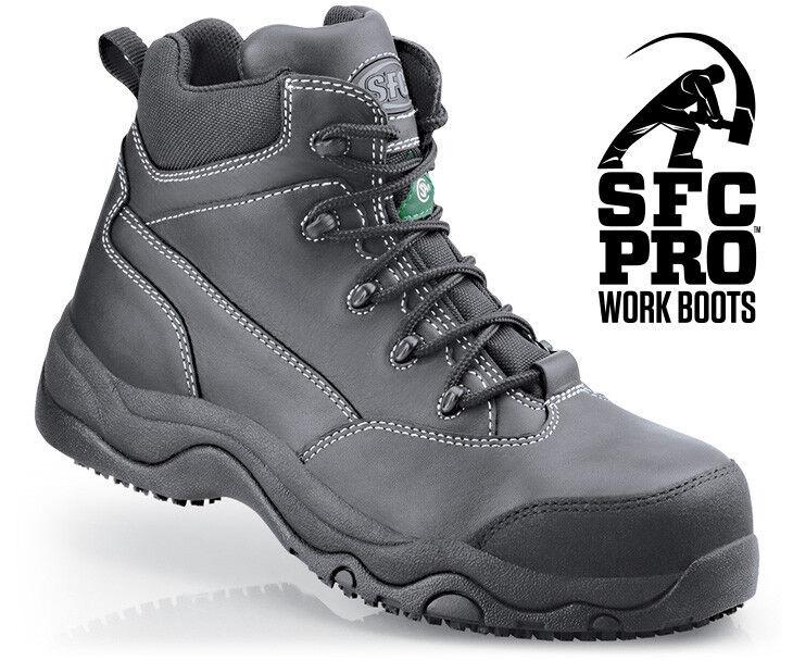 SFC Shoes for Crews Ranger Safety Unisex 8280 Size Men's 5.5 / 37.5 $109