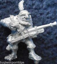 1989 Marauder Ogre MM41/6 A Warhammer Army Citadel Kingdoms Mercenary Bulls Ogor