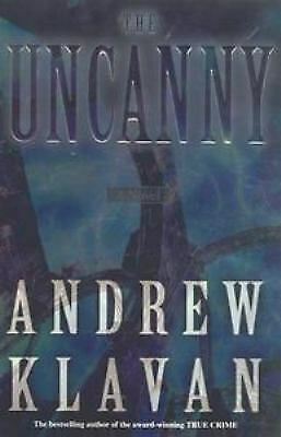 Uncanny by Klavan, Andrew-ExLibrary