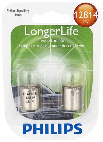 Turn Signal Light Bulb-County Philips 12814LLB2