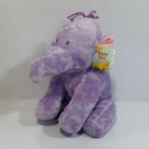 Heffalump-Lumpy-Soft-Plush-Toy-Winnie-the-Pooh-Elephant-Stuffed-Anima