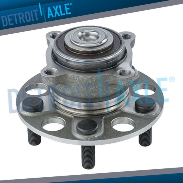 2x Beck/Arnley Rear Wheel Bearing And Hub Assembly For