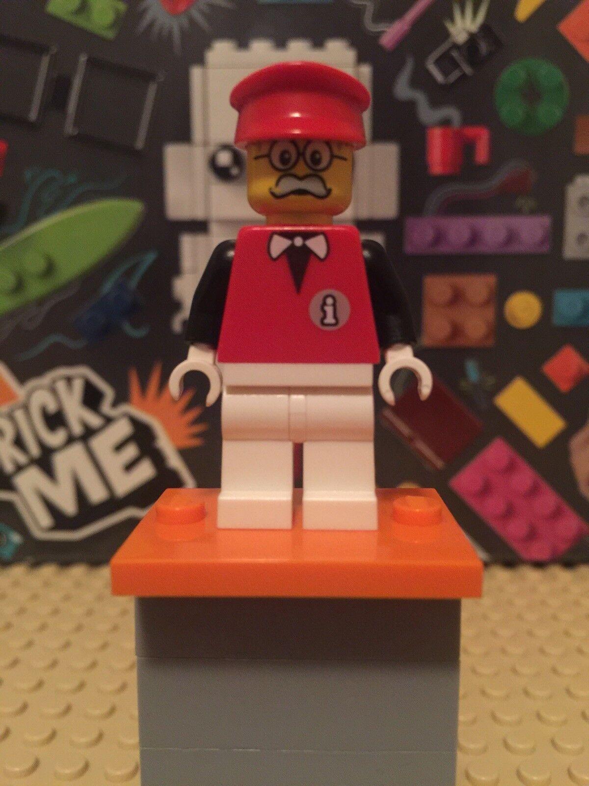 Lego Infomaniac RARE EXCLUSIVE poly bag  info maniac promo